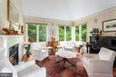 Formal Living Room - 11200 PAVILION CLUB CT, RESTON