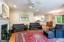 Family Room - 11200 PAVILION CLUB CT, RESTON