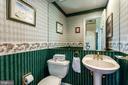 Half Bath on Main Level - 11200 PAVILION CLUB CT, RESTON