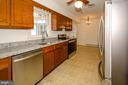 New granite counters and SS appliances - 101 SW MORVEN PARK RD SW, LEESBURG