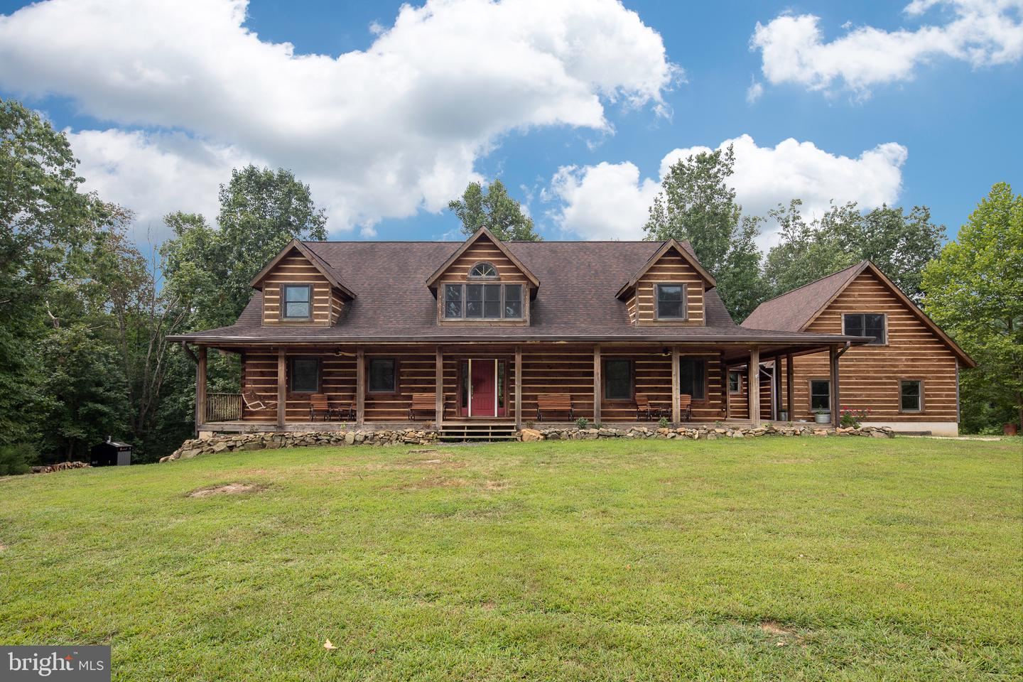 Single Family Homes for Sale at Huntly, Virginia 22640 United States