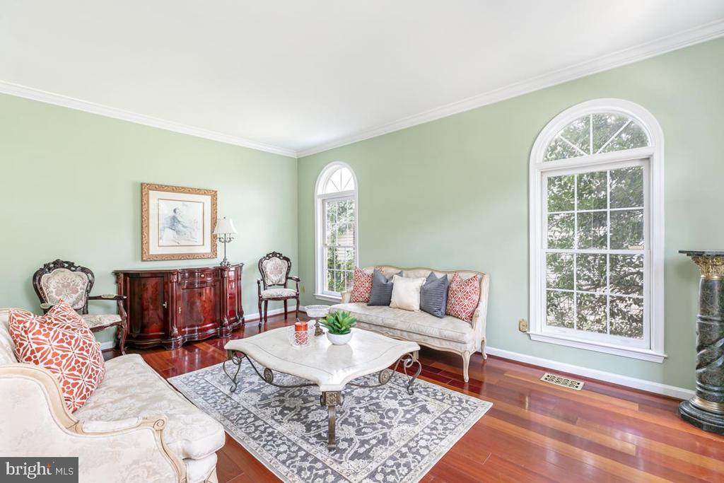 Living room - 13807 LAUREL ROCK CT, CLIFTON