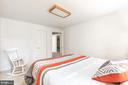 Bedroom #5 in basement - 13807 LAUREL ROCK CT, CLIFTON