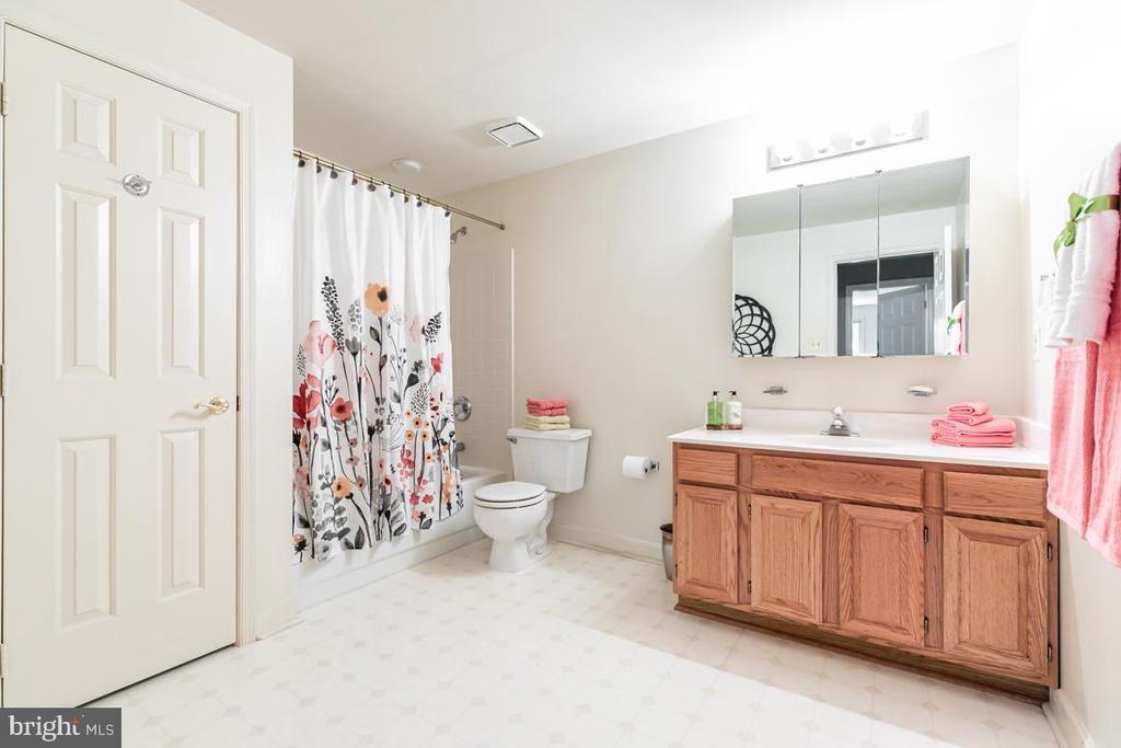 Bath #4 in basement - 13807 LAUREL ROCK CT, CLIFTON