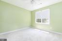 Bedroom #3 - 13807 LAUREL ROCK CT, CLIFTON