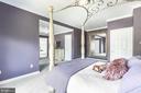 Master suite - 13807 LAUREL ROCK CT, CLIFTON