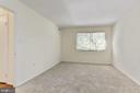 Master with new carpet - 1600 RENATE DR #301, WOODBRIDGE