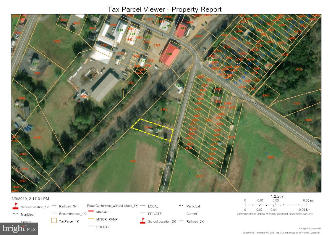 Land for Sale at Remington, Virginia 22734 United States