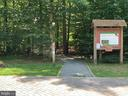 CROW'S NEST PATH TO BOAT LAUNCH - 48 BROOKE CREST LN, STAFFORD