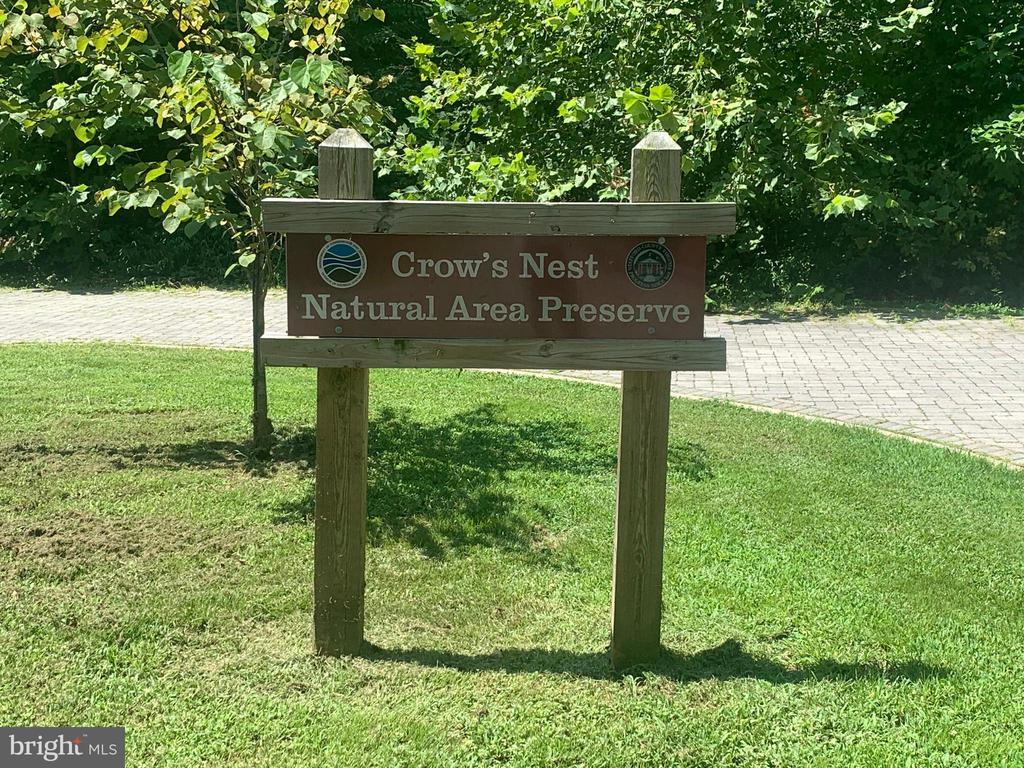 1 MILE AWAY-CROW'S NEST NATURAL AREA PRESERVE - 48 BROOKE CREST LN, STAFFORD