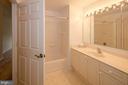 Master  bathroom - 19355 CYPRESS RIDGE TER #823, LEESBURG