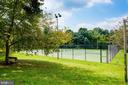Tennis Courts - 5821 ORCHARD HILL LN, CLIFTON