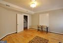 Master Bedroom - 611 CAROLINE ST, FREDERICKSBURG