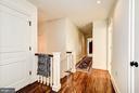2nd Floor hallway - 2013 HOMEWOOD RD, ANNAPOLIS