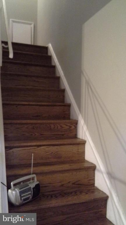 Stairs - 3111 28TH PKWY, TEMPLE HILLS