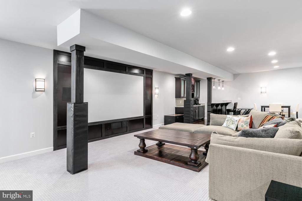 Basement - 18700 RIVERLOOK CT, LEESBURG