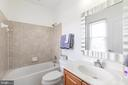 Upstairs Bath 2 - 18700 RIVERLOOK CT, LEESBURG