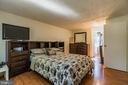 Master bedroom - 7923 GRIMSLEY ST, ALEXANDRIA