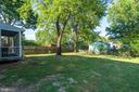 Backyard - 7923 GRIMSLEY ST, ALEXANDRIA