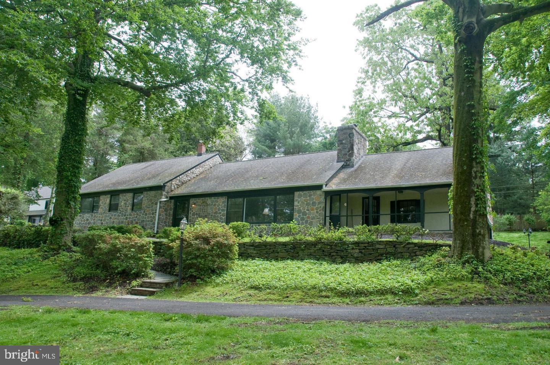 Single Family Homes para Arrendar às Bryn Mawr, Pensilvânia 19010 Estados Unidos