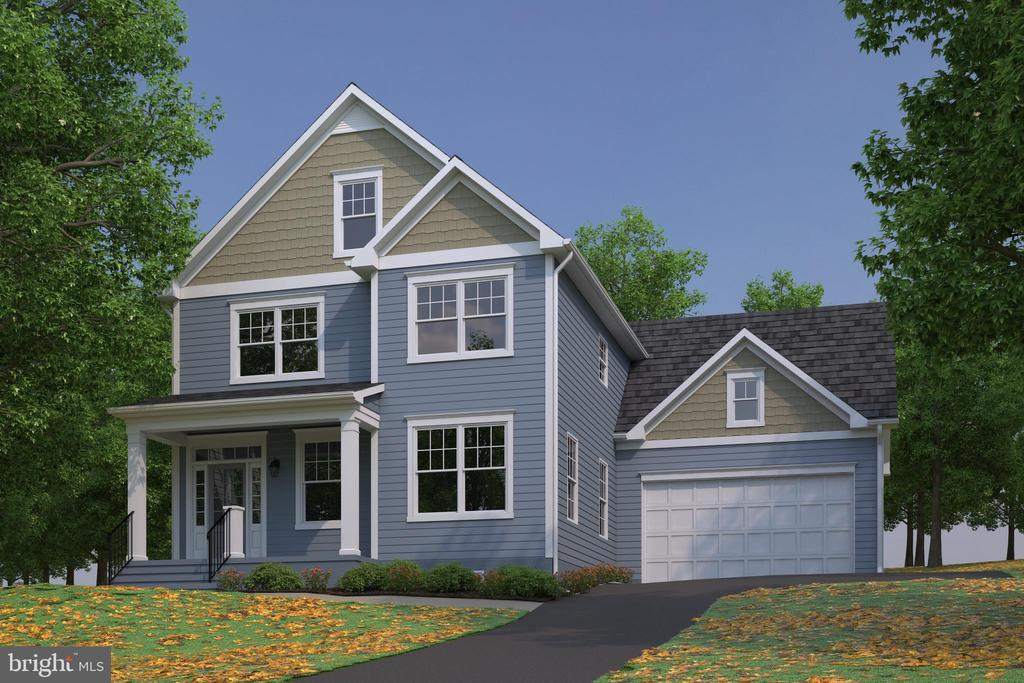 BEAUTIFUL HOME TO BE BUILT  IN SLIGO PARK - 15 BELMONT CT, SILVER SPRING