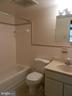 Hall Bathroom - 5600 BLOOMFIELD DR #2, ALEXANDRIA