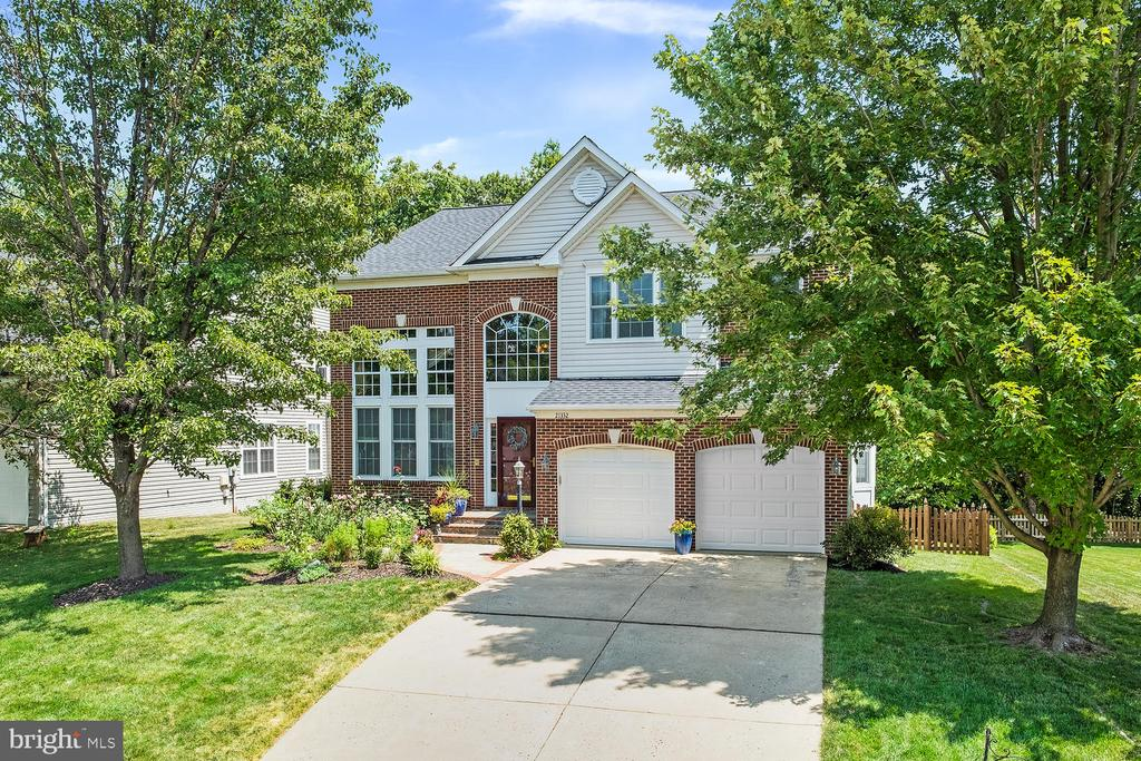 Open driveway - 21332 MARSH CREEK DR, BROADLANDS