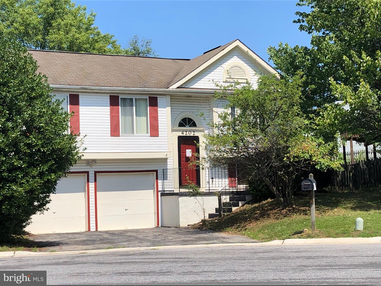 Single Family Homes för Försäljning vid Burtonsville, Maryland 20866 Förenta staterna