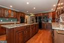 Plenty Of Recessed Lighting Throughout - 6401 STALLION RD, CLIFTON