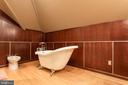 Custom Slipper Soaking Tub And Bidet - 6401 STALLION RD, CLIFTON