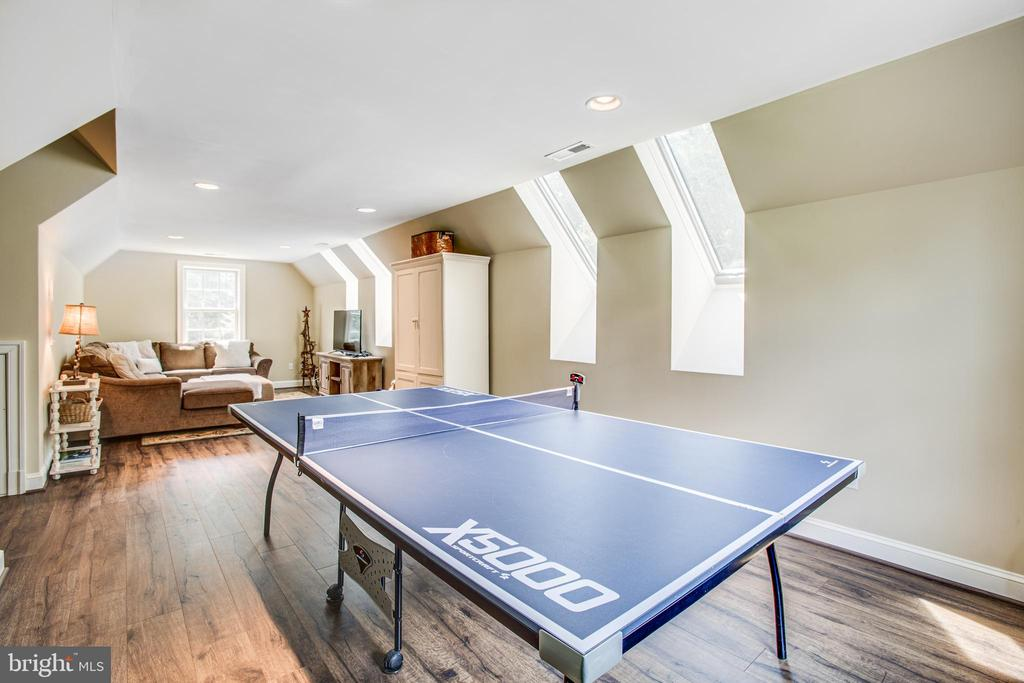 Upstairs recreation room - 11305 HONOR BRIDGE FARM CT, SPOTSYLVANIA