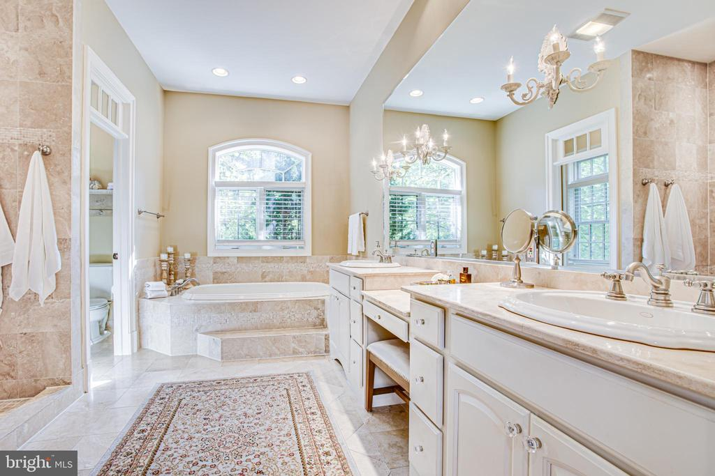 Master bathroom - 11305 HONOR BRIDGE FARM CT, SPOTSYLVANIA