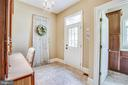 Mudroom - 11305 HONOR BRIDGE FARM CT, SPOTSYLVANIA