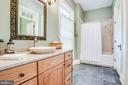 Main level full bathroom - 11305 HONOR BRIDGE FARM CT, SPOTSYLVANIA