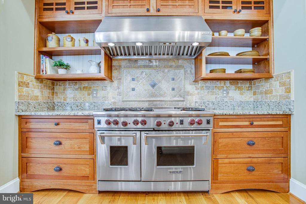 Every chef's dream! - 11305 HONOR BRIDGE FARM CT, SPOTSYLVANIA