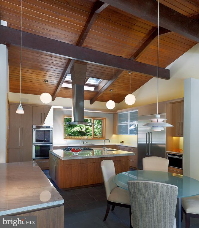 Brazilian Slate floors, highly durable - 4611 36TH ST N, ARLINGTON