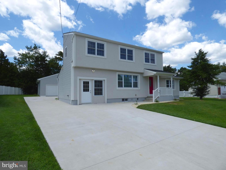 Single Family Homes för Försäljning vid Beverly, New Jersey 08010 Förenta staterna