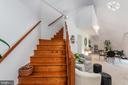 Staircase to Master Loft - 1010 LAKEVIEW PKWY, LOCUST GROVE