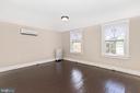 Master bedroom - 192 W ALL SAINTS ST, FREDERICK