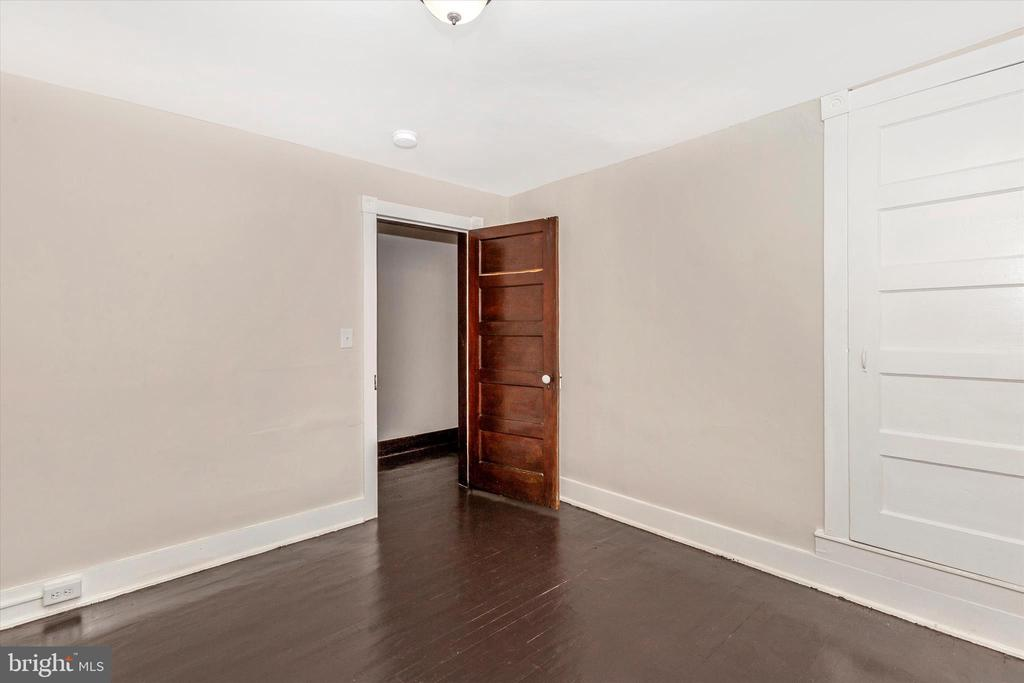 Bedroom #2 - 192 W ALL SAINTS ST, FREDERICK