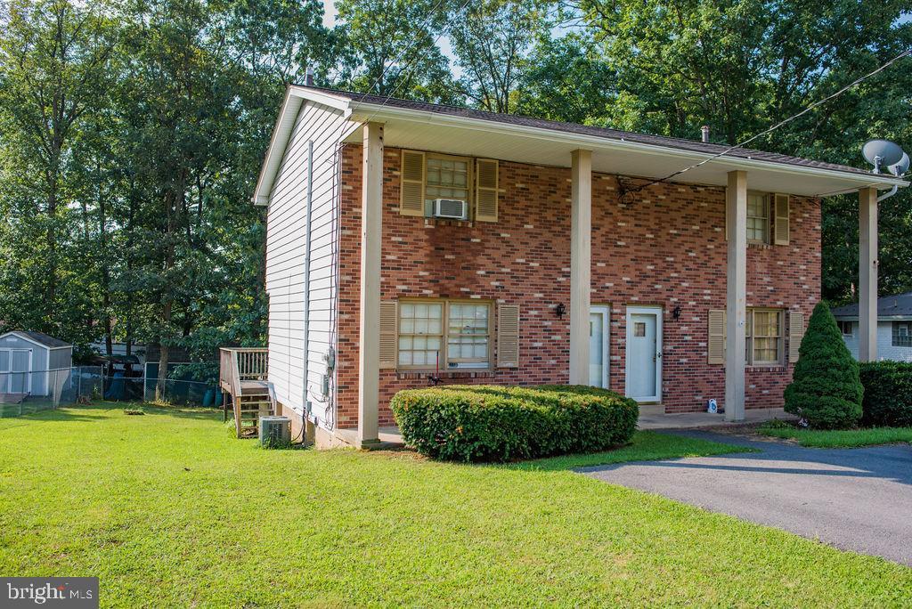 Duplex Homes για την Πώληση στο Cresaptown, Μεριλαντ 21502 Ηνωμένες Πολιτείες