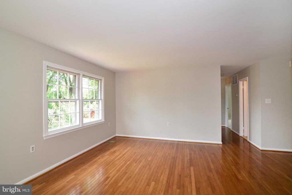 Living Room - 218 WILDMAN ST NE, LEESBURG