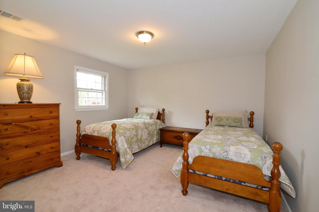 Bedroom 4 on Lower Level - 218 WILDMAN ST NE, LEESBURG