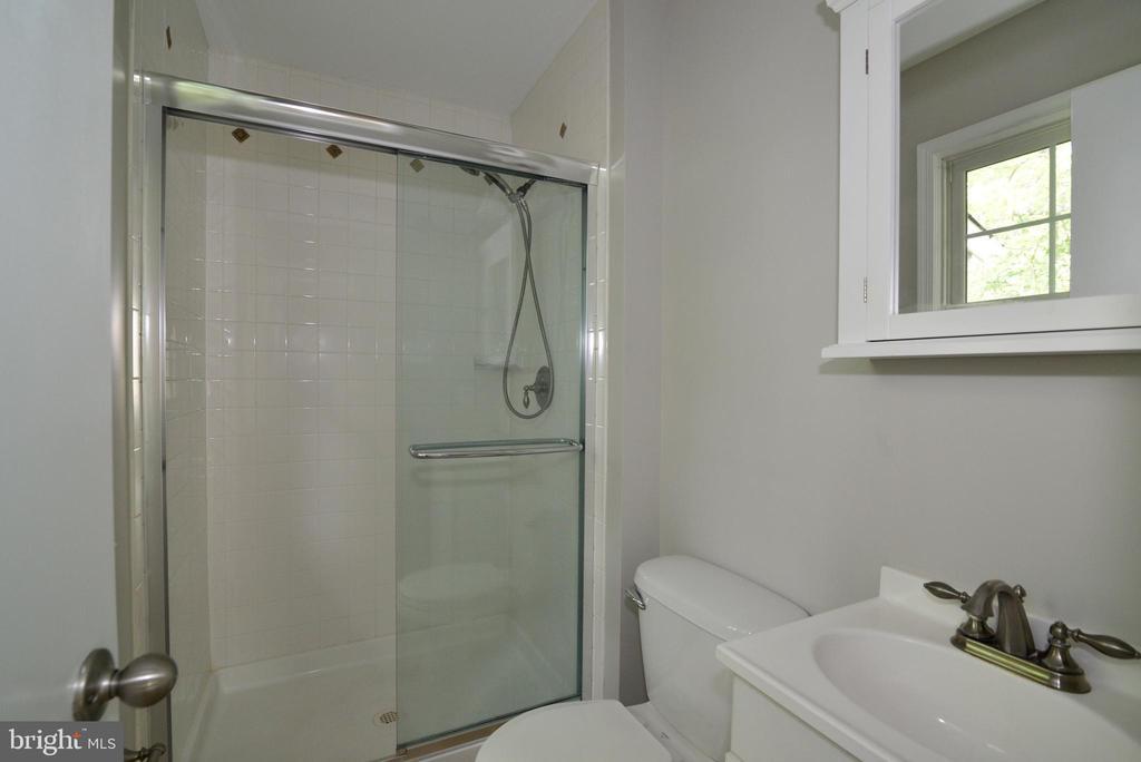 Master Bath - 218 WILDMAN ST NE, LEESBURG