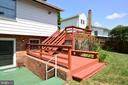 Two Tiered Deck and Patio - 218 WILDMAN ST NE, LEESBURG