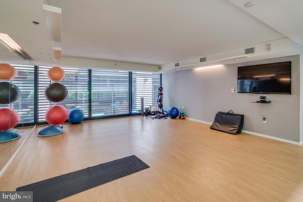 Yoga Studio - 925 H ST NW #802, WASHINGTON