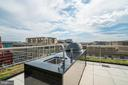 BBQ / Grilling Area on RoofTop - 925 H ST NW #802, WASHINGTON
