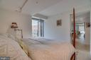 Master Bedroom - 925 H ST NW #802, WASHINGTON