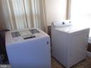 Separate Laundry Room w/ windows on Main Level - 701 SPRING VALLEY DR, FREDERICKSBURG