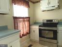 Kitchen has stainless Steel appliances - 701 SPRING VALLEY DR, FREDERICKSBURG